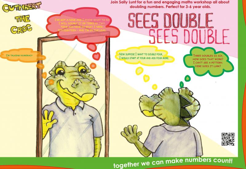 Glouc Arts Sees Double 01 2