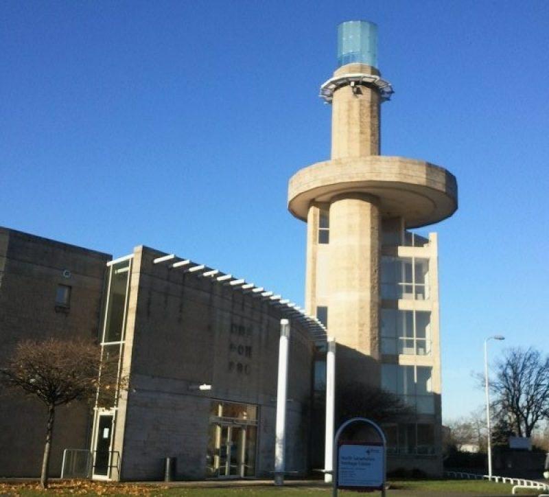 Heritage Centre Blue Sky1