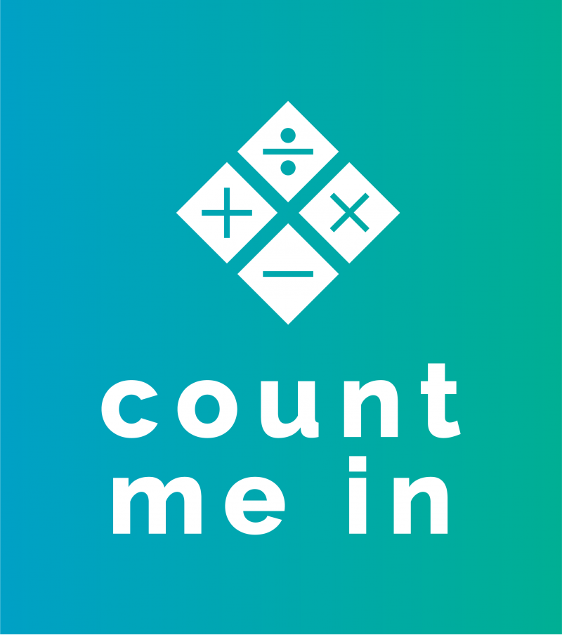 I Fo A Count Me In Logo PRIMARY BACKGROUND 002