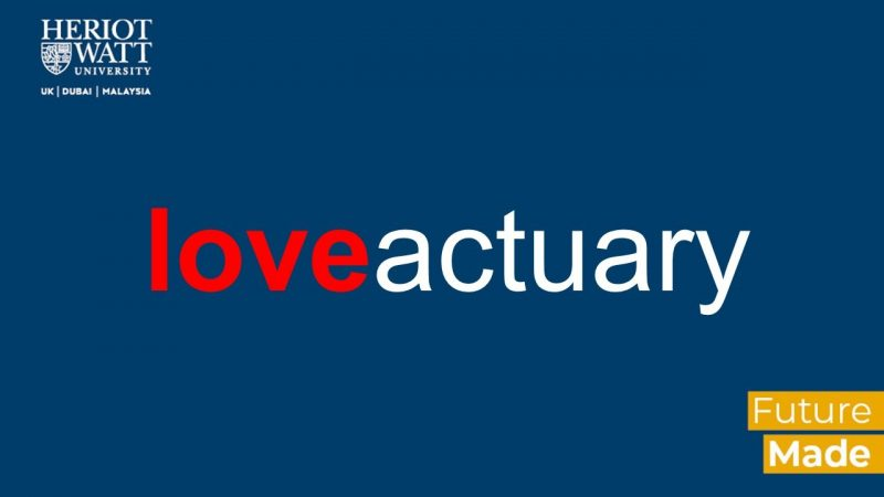Love Actuary