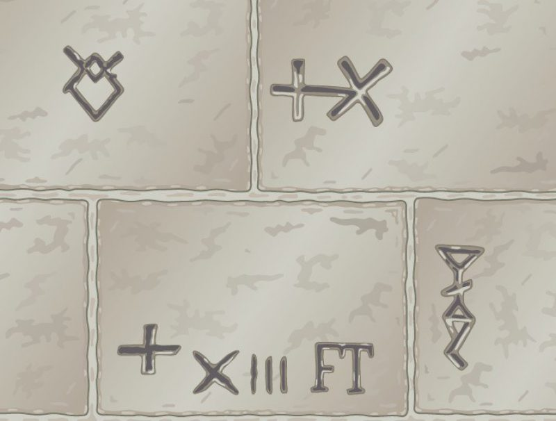 Masons Marks only