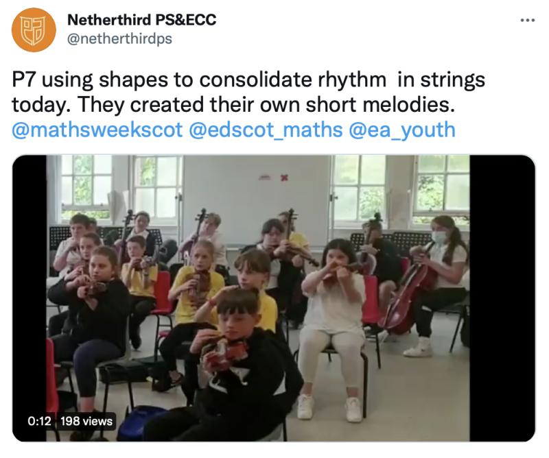 Netherland Maths Music