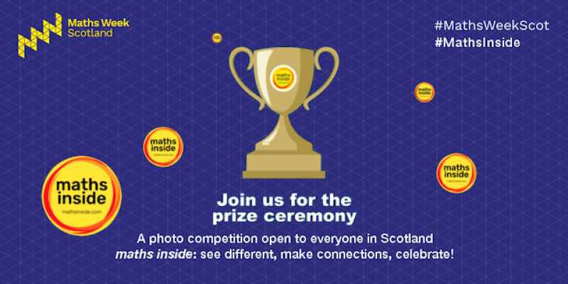 Maths inside Prize Ceremony 640x320